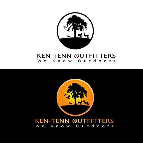 logo for Ken-Tenn Outfitters
