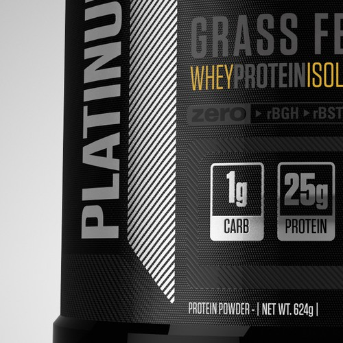 Whey Protein Label