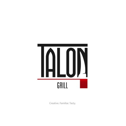 Talon Grill needs a new logo