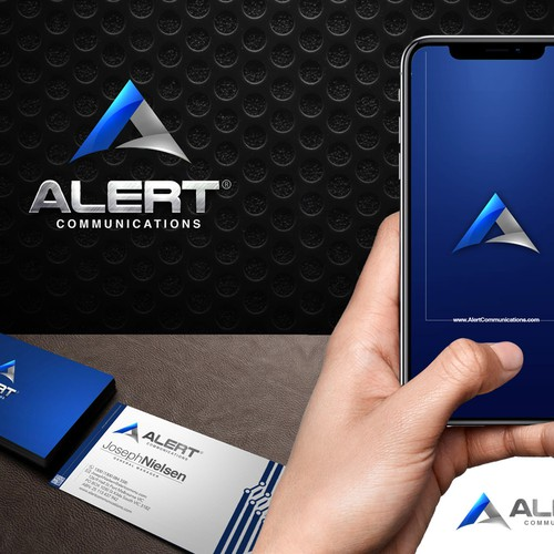 Logo Alert Communications