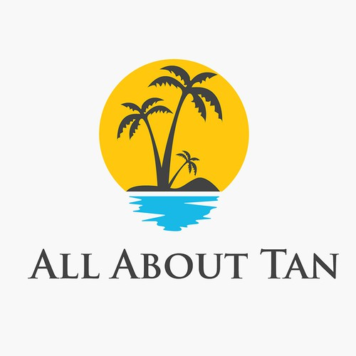 All About Tan needs a new logo