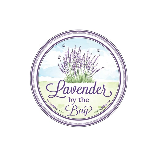 Lavender By the Bay needs a new logo