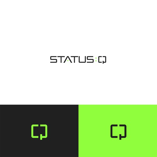 Logo for Status Q watches