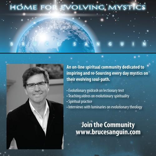 Home for Evolving Mystics Poster