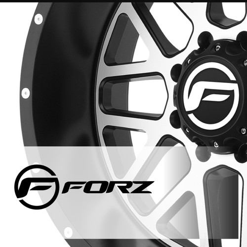 Wheel Cap Logo for FORZ
