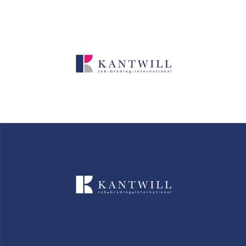 Logo design for KANTWILL