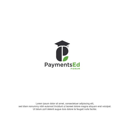Modernize the logo and social media for online payments education