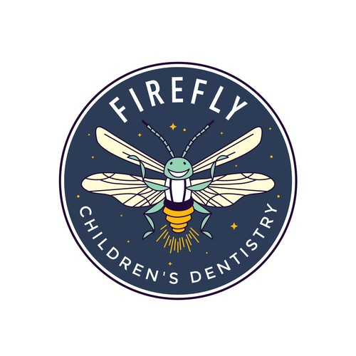 Logo for children's dentistry