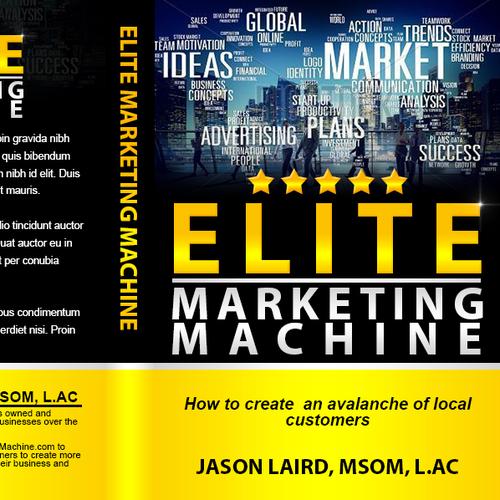 elite marketing book cover