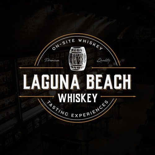 Laguna Beach Whiskey