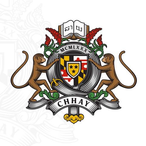 Chhay Family Crest Logo