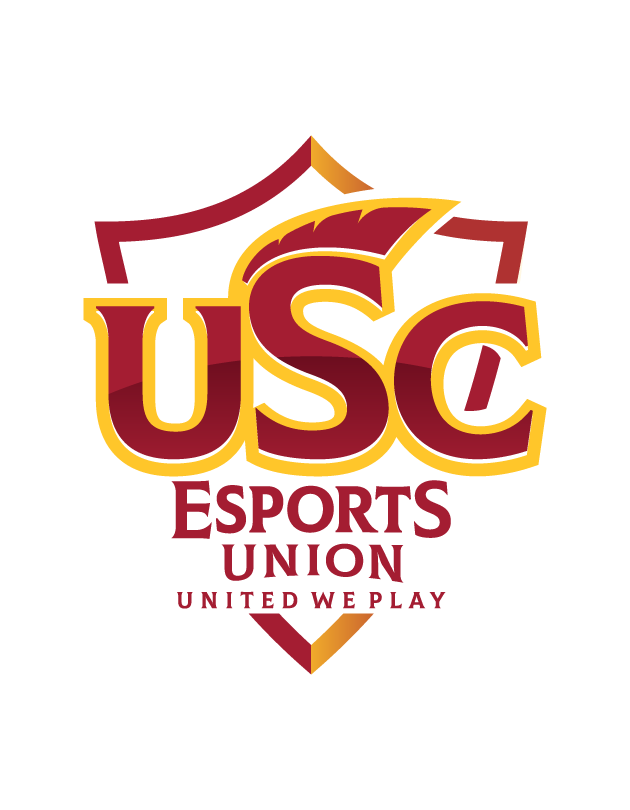 USC Esports Club Logo Design
