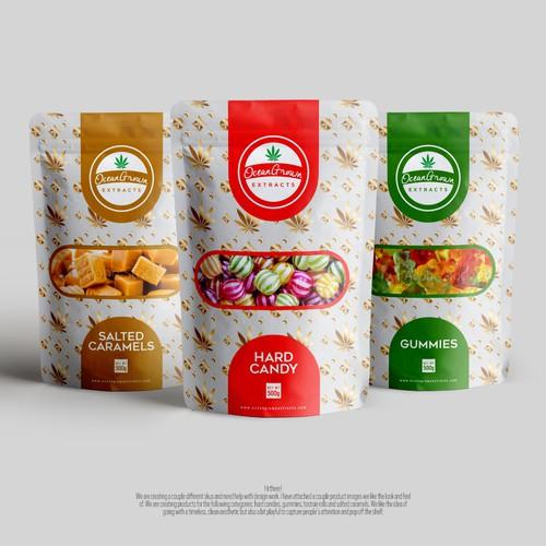 High-end Edible Cannabis Packaging