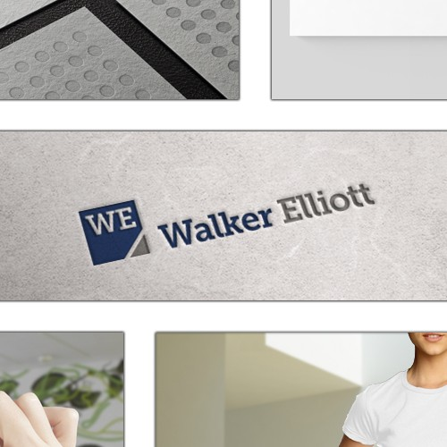 Conservative Traditional Logo wanted for Walker Elliott. Guaranteed and Blind.