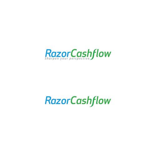 Bold Logo concept for Razor Cashflow