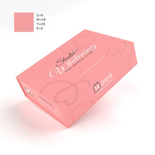 Luxury box for the dental club