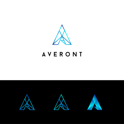 Logo design for Averont