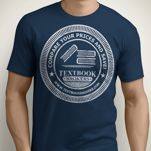 TextBook brokers tshirt contest