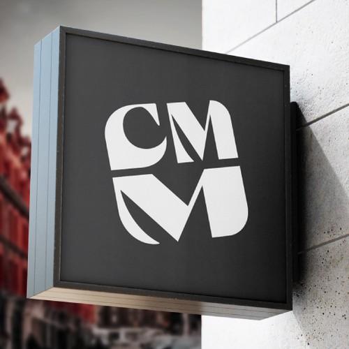 Minimal Logo for Content Creator