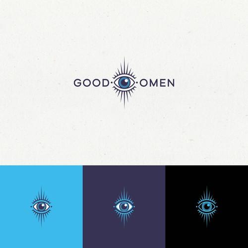 Logo for a digital media platform focused on spiritual wisdom