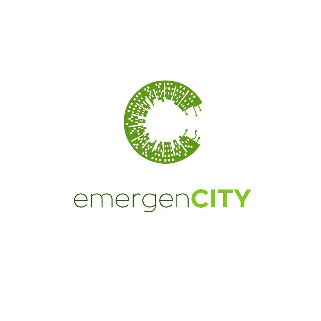 Design logo for a digital city research lab