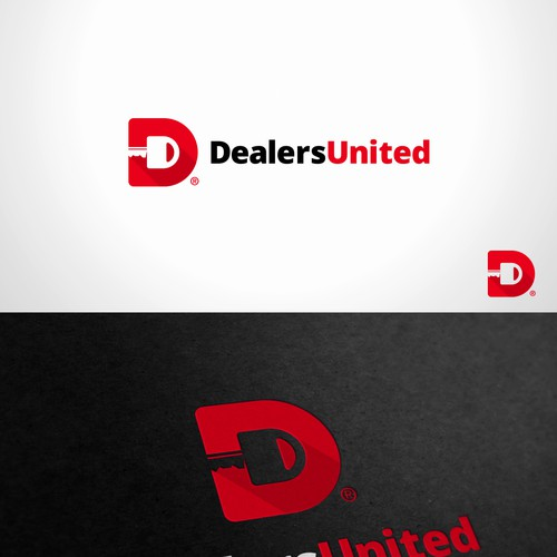 Create a Mighty, Modern, and Epic Logo for Dealers United!