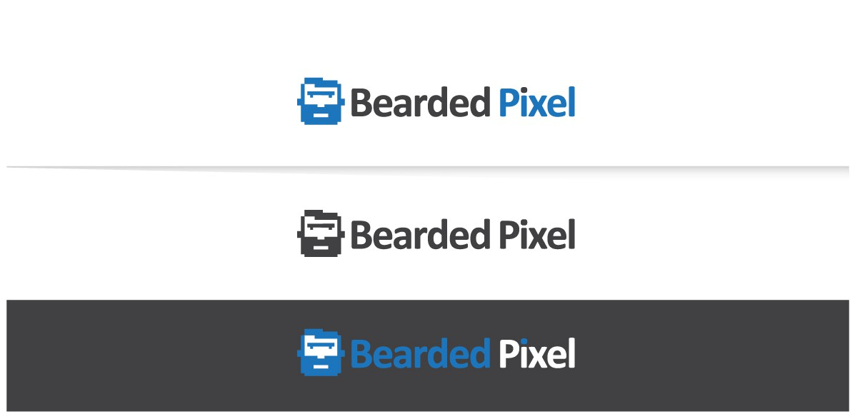 Help Bearded Pixel with a new logo