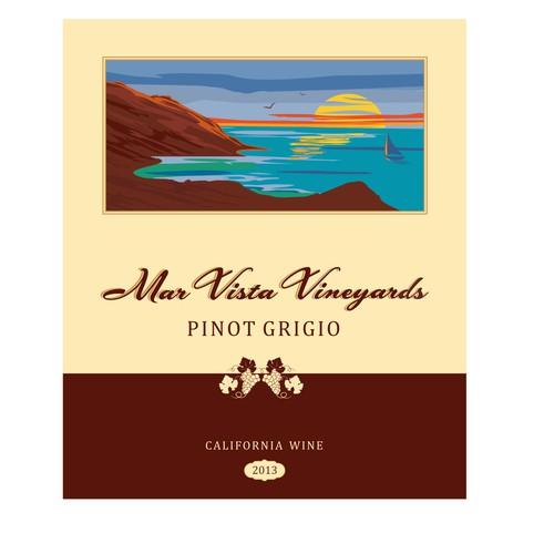Mar Vista Vineyards needs a new logo