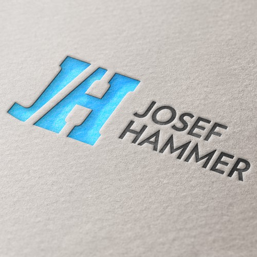 Logo Design for Josef Hammer
