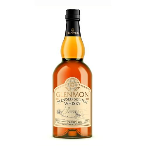 Glenmon Blended Scotch Whisky