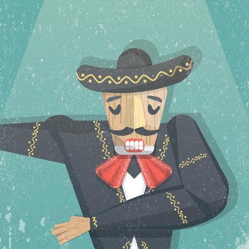 Nutcracker Illustration
