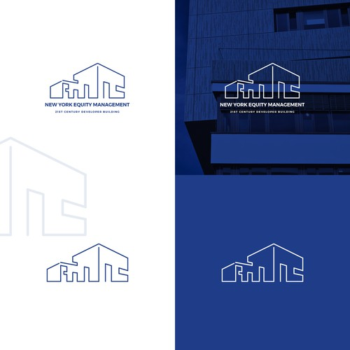 logo for a real estate