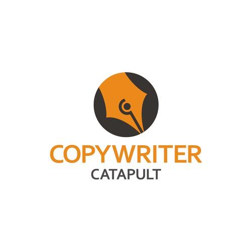 Design Logo for Copywriter Catapult - Where we launch your copywritingcareer