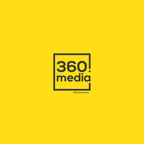 Logo Concept for 360[dot]media