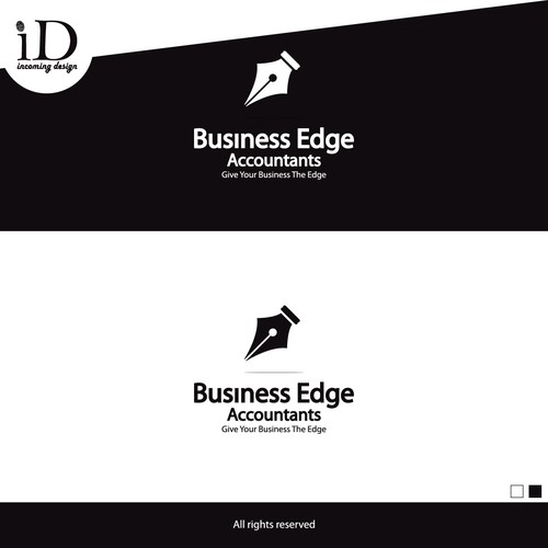 Business Edge LOGO contest