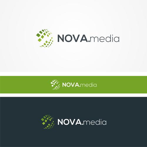 Logo for Nova.media