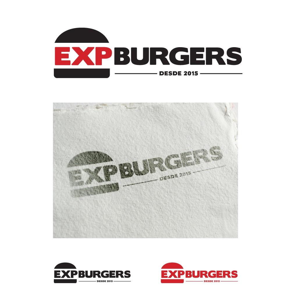 Logo para hamburgueria