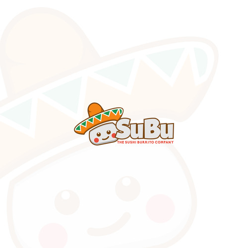 THE SUSHI BURRITO COMPANY LOGODESIGN