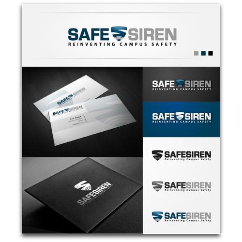 Safe Siren: 'reinventing campus safety' needs a new logo!
