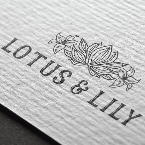 logo for  landscape design business