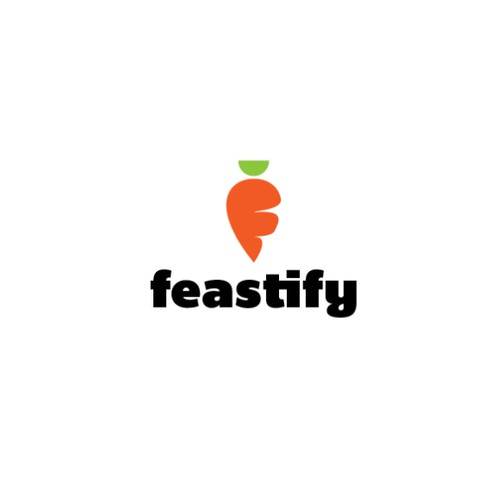 Logo design for food delivery