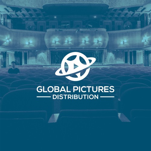 Global pictures distribution logo