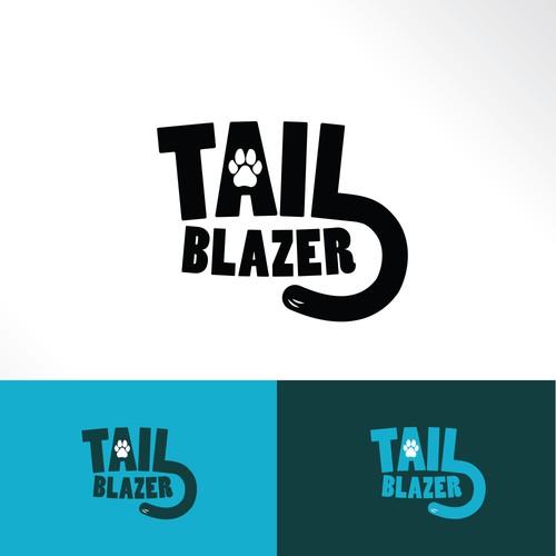 Logo design for Tail Blazer