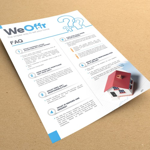WeOffer (Flyer Design)