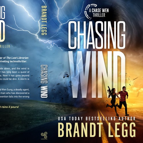 Chasing Wind - A Chase Wen Thriller
