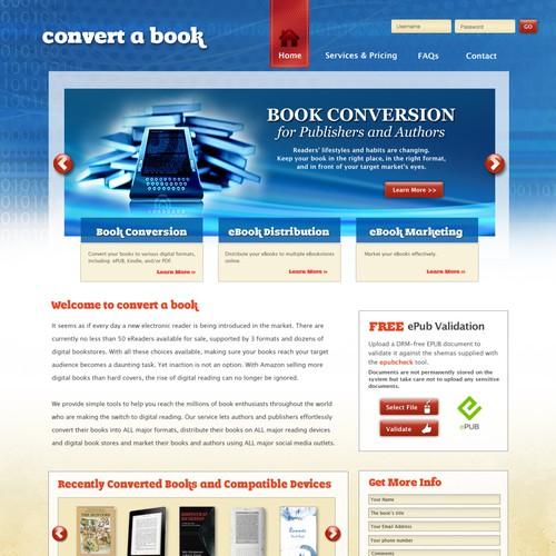 Website Redesign for Major Digital Publisher