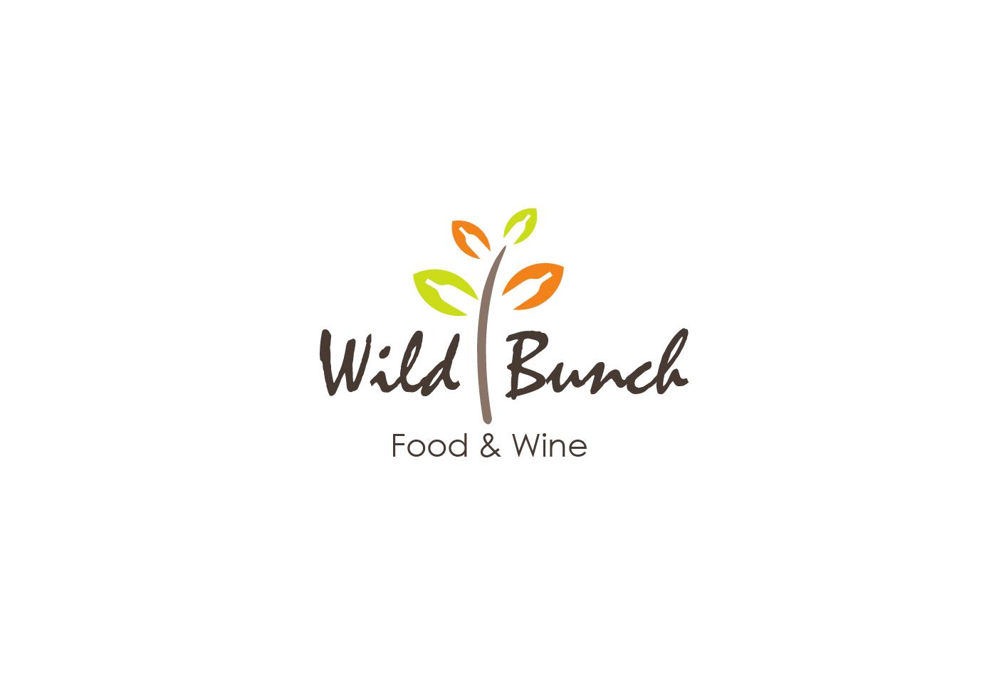 Wild Bunch Food + Wine needs a new logo