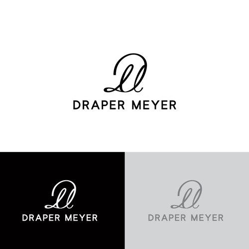 concept logo for Draper Meyer