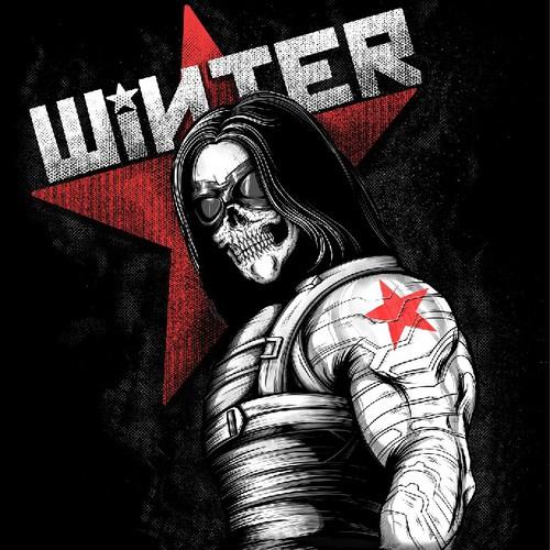 Skull Winter Soldier