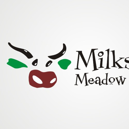 Milkshake Meadow Logo